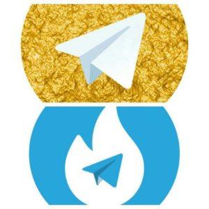 چرا باید تلگرام طلایی را لغو نصب کنید