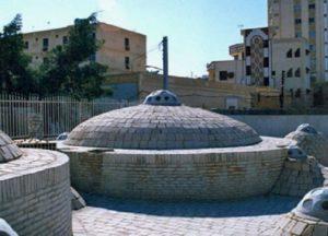 حمام گلهداری بندرعباس؛ موزه مردم شناسی هرمزگان
