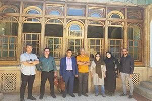 تحویل خانه افشاریان شیراز به سرمایهگذار بخش خصوصی
