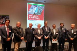 رونمایی پلتفرم تازه اقتصاد ایران در مقر اتحادیه اروپا