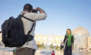 ارزآوری ۱۰میلیارد دلاری گردشگران خارجی
