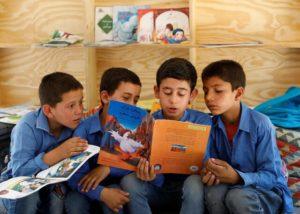 کتابخانههای سیار در افغانستان