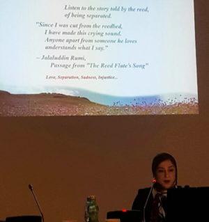 بانویی که نخستین نامزد عضویت در شورای جهانی موزهها شد