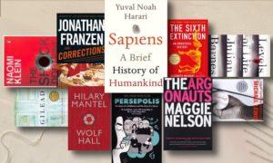 رتبهبندی برترین کتابهای قرن ۲۱