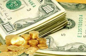 آخرین قیمتهای طلا و ارز