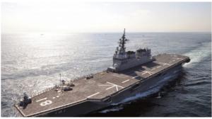 ردهبندی بزرگترین کشتی های جنگی جهان