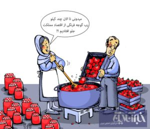 اینم راهکار مقابله با ارزان نشدن رب گوجه فرنگی!