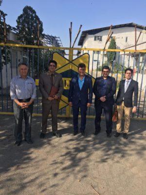 اعلام رتبهبندی اولیه شرکت رزینهای صنعتی ایران
