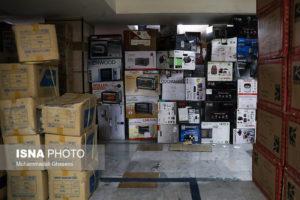 لوازمخانگی فاقد شناسه کالا از ۱۵ دی قاچاق محسوب میشود