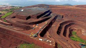 افزایش قیمت سنگ آهن به دنبال تعطیلی واله