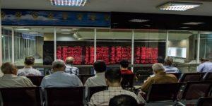سرخ پوشی عجیب بازار سهام!