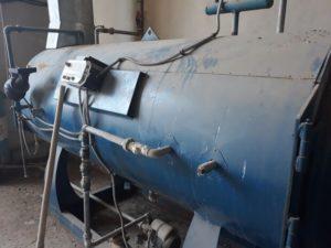 غبار تعطیلی بر تنها کارخانه سنگشور غرب کشور