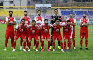 پرسپولیس همچنان بهترین تیم ایران در جهان