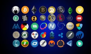 عرضه بزرگ ارز دیجیتال در بورس