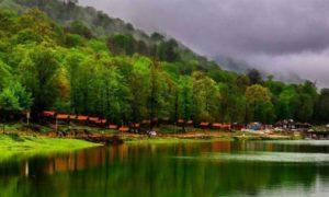 دریاچههای اطراف نوشهر را بشناسید
