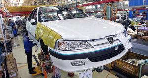 افزایش قیمت خودرو به دلیل رشد هزینههای تولید